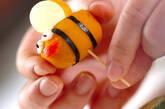 カボチャの蜂の作り方4