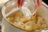 カキのクリームシチューの作り方の手順7