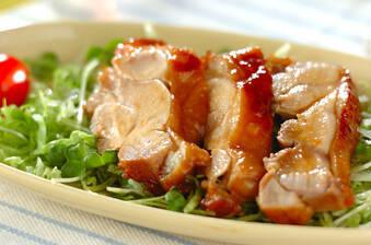 チキンの甘辛しょうゆ煮