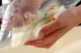 大根とキュウリのもみ漬けの作り方5