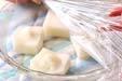 ゴマまぶし餅の作り方2