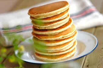 基本のパンケーキ