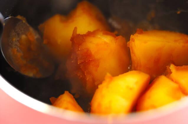 シンプルジャガイモの煮物の作り方の手順5