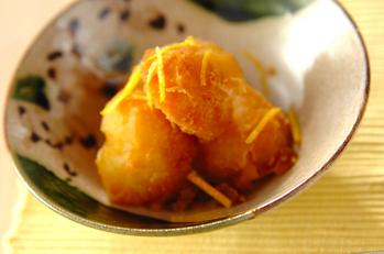 シンプルジャガイモの煮物