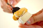 卵焼きとチーズのピンチョスの作り方3