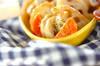 温野菜サラダの作り方の手順