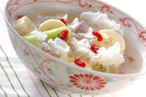 白キクラゲのデザート