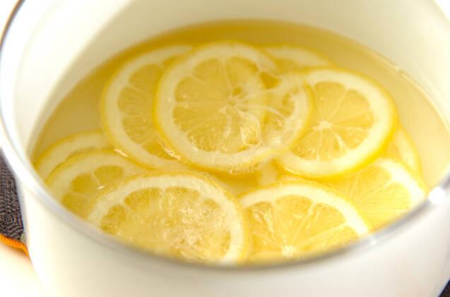 レモンのタルトの作り方の手順3
