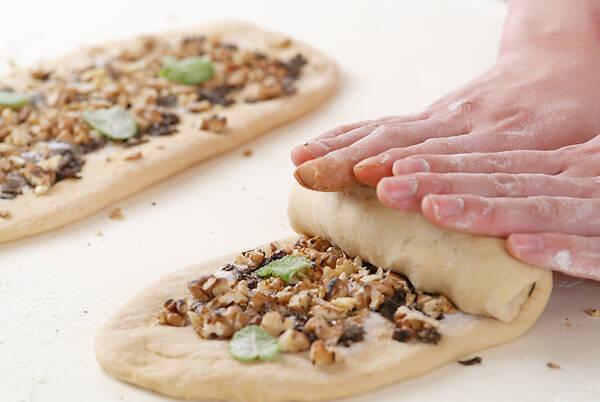 ミントティー食パンの作り方の手順10