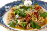 ウナギ蒲焼きの卵とじの作り方9