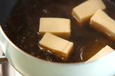 ウナギ蒲焼きの卵とじの作り方1