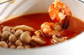 海鮮鍋~トマト鍋~チーズニョッキの作り方5