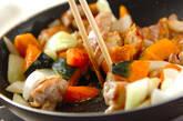 鶏肉の簡単コーンクリーム炒め煮の作り方6