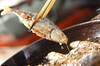 丸ごとおいしい!小アジの南蛮漬けの作り方の手順6