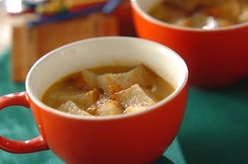 ニンニクのスープ~ソパ・デ・アホ~