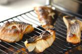 スズキの塩焼きの作り方5
