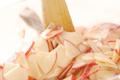 シャキシャキリンゴジャムの作り方3