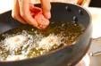 甘酢肉団子の作り方1