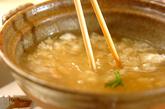 カニ鍋の作り方4
