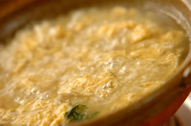 カニ鍋の作り方の手順13