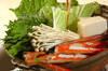 カニ鍋の作り方の手順11