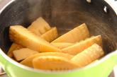 タケノコのから揚げの作り方1