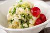 里芋のピリ辛サラダの作り方の手順