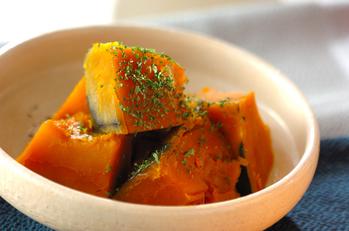 シンプルカボチャの煮物