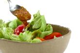 レタスと卵のサラダの作り方1