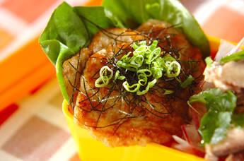 長芋のふわふわ焼き
