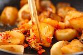カブのキムチ炒めの作り方5