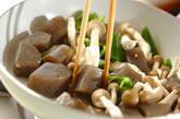 ちぎりコンニャクのピリ辛炒めの作り方4