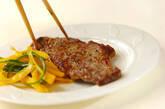 大きなペッパーステーキの作り方3