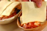 お餅のポパイラザニアの作り方4