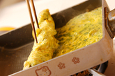 ソーセージ入り卵焼きの作り方4