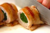 豚バラ肉のニラ巻きの作り方5