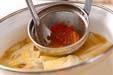 大根と油揚げのみそ汁の作り方5