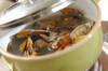 アサリと白菜の和風チャウダーの作り方の手順2
