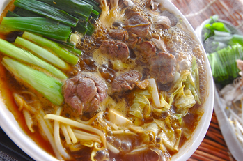 ラムカレー鍋