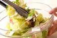 白菜粒マスタード和えの作り方5