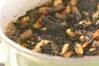 芽ヒジキの五目煮の作り方の手順9