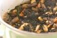 芽ヒジキの五目煮の作り方3