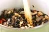 芽ヒジキの五目煮の作り方の手順7