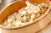 タケノコの混ぜずしの作り方5