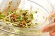 薬味肉豆腐の作り方2