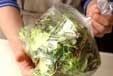 和風グリーンサラダの作り方1