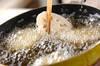 レンコンのはさみ揚げの作り方の手順10
