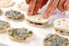 レンコンのはさみ揚げの作り方の手順9