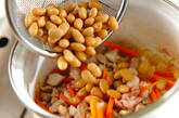 刻み昆布と鶏肉のうま煮の作り方1
