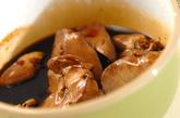 鶏レバーのソース漬けの作り方1